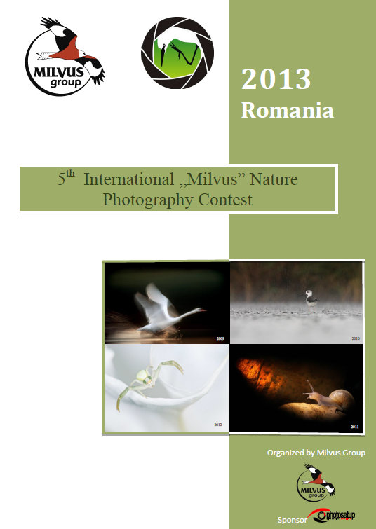 "Read more about the article Al V-lea concurs internațional de fotografie de natură ""Milvus"""