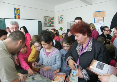 Conferință de presă pentru lansarea proiectului LIFE și observarea popândăilor la Sanislău