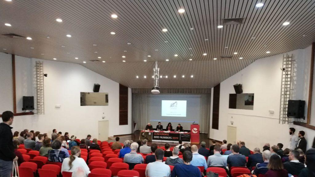 Read more about the article Conferința Bird Numbers 2019 în Évora