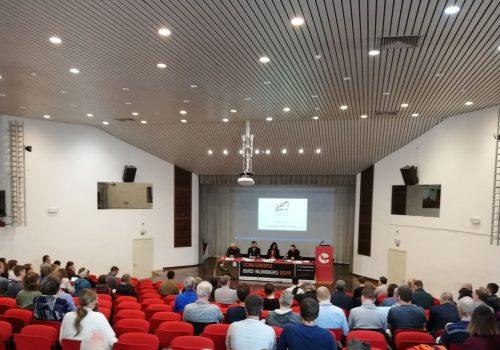 Conferința Bird Numbers 2019 în Évora