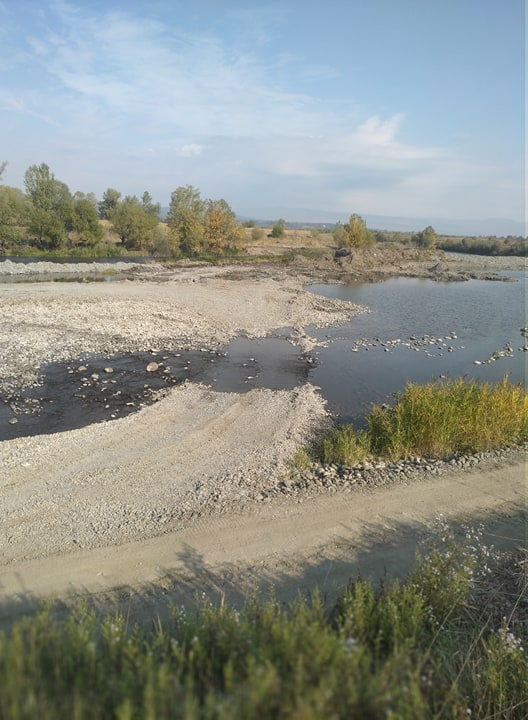 Read more about the article UPDATE: Probleme cu impact semnificativ pe râul Mureș, între Aluniș și Ideciu de jos