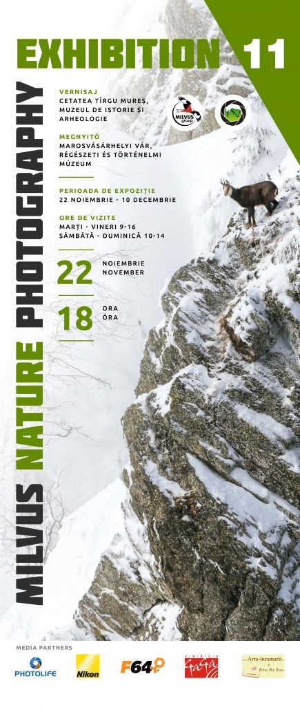 """Read more about the article Exhibition of the 11 International """"Milvus"""" Nature Photography Contest"""