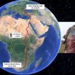 Lunga călătorie a unui muscar sur