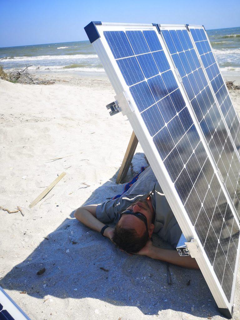 Read more about the article Dacă tot îți iei panouri solare, plantează roșii sub ele