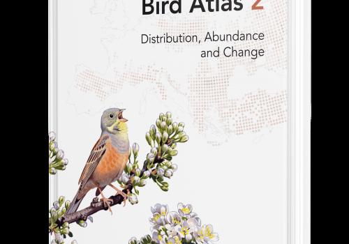 Atlasul European al păsărilor cuibăritoare