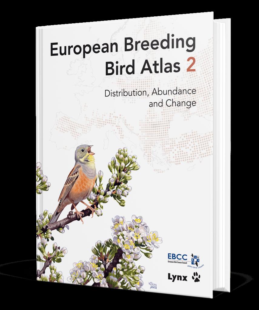 Read more about the article Atlasul European al păsărilor cuibăritoare