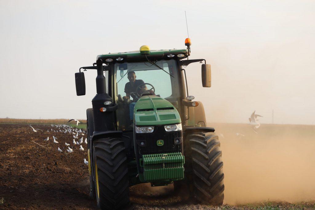 Agricultura sub reflectorul Pactului European Ecologic