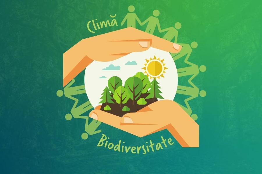Read more about the article Conservarea biodiversității și schimbările climatice, mână în mână
